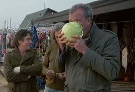 Proof that Jeremy likes cold cabbage so what was all the fuss?