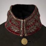 Ra ra Rasputin. Cossack collar