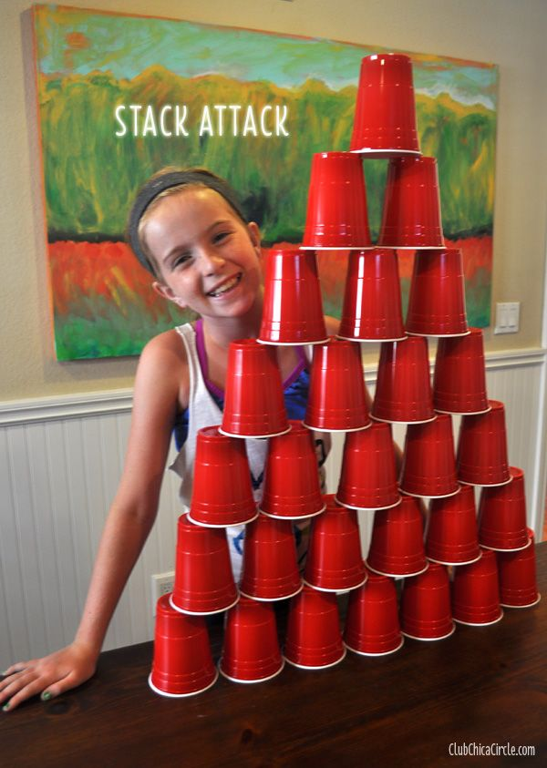 Plastic Fantastic A Million And One Uses For Plastic Cups