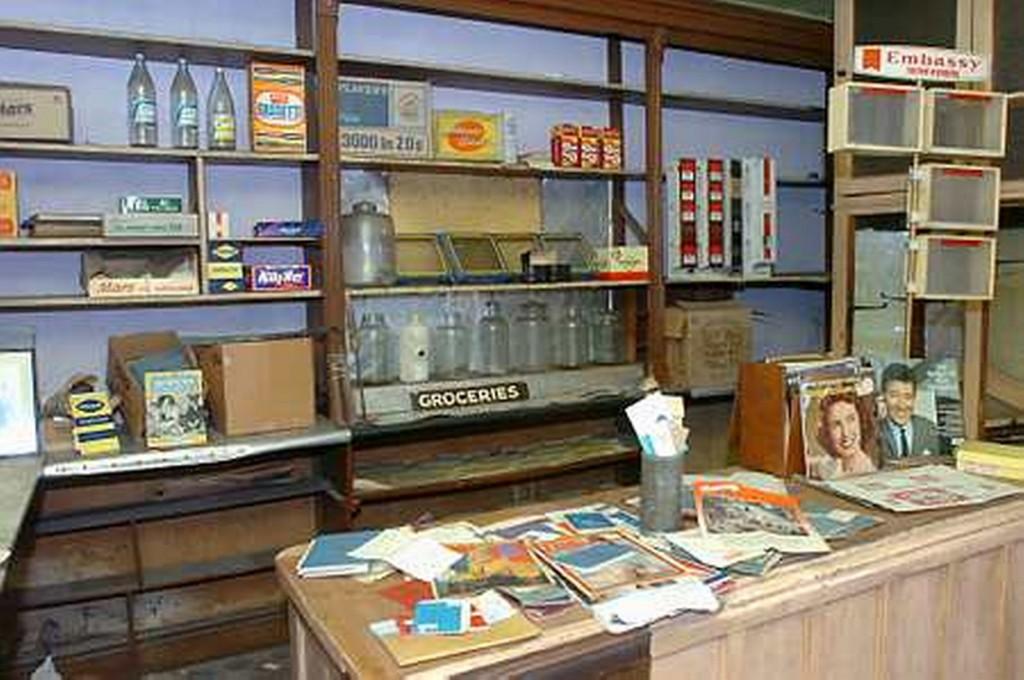 Accrington Shop