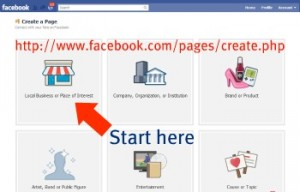This is a good place to start with your Facebook business page