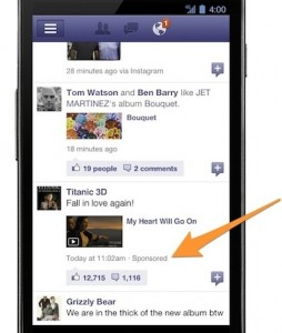 If you have a great mobile app you can utilise Facebook advertising