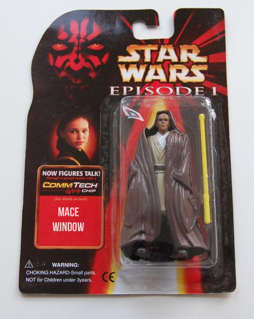 Jedi Master Mace Windu