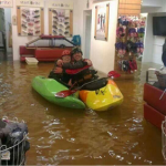 The impact of flooding on small business