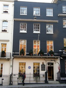 50 Berkeley Square, innocuous or deadly?
