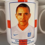 Our very own infamous Chris Smalling mug