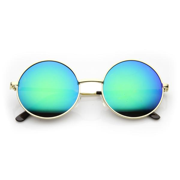 Mirrored lenses Teashades sunglasses