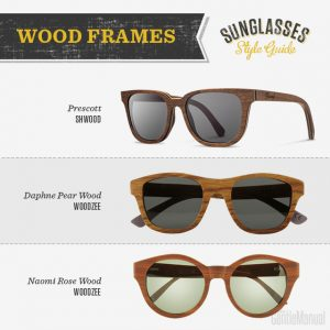 Guide to Sunglasses styles