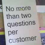Customer Service Fails