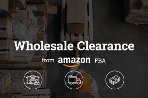 Amazon FBA clearance stock
