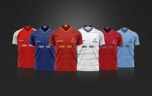 European Super League Club Shirts