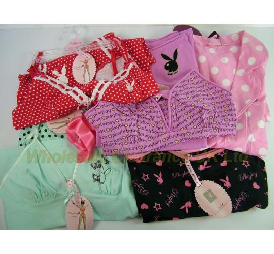 Sleepwear and Underwear