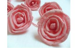 Sola rose 3 metre length pink garland