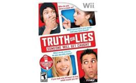 Joblot of 100 Truth Or Lies Games Suitable For Wii Lie Detector Video Games
