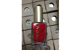 L'OREAL COLOUR RICHE NAIL COLOR #440 CAUGHT RED-HANDED (72 units)