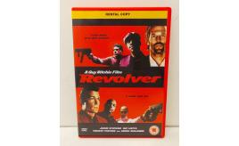 Wholesale Joblot of 100 Revolver DVDs Ex Rental Copy