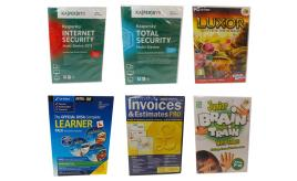 One Off Joblot of 39 Computer CD-ROMs Internet Security Learner Drivers Pack Etc