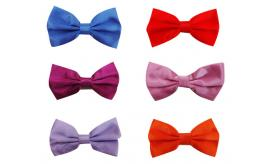 Wholesale Joblot of 100 Assorted Bow Ties Good Range of Colours Available