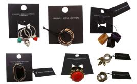 Wholesale Joblot of 20 French Connection Ladies Rings Assorted Styles