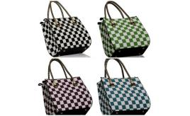 Trendstar Checkered Print Wholesale Grab Bag