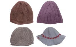 One Off Joblot of 22 Girls Branded Hats Range of Stunning Designs & Sizes