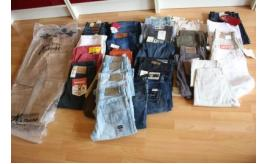 Branded Jeans from LEE, Levis, Prada, etc