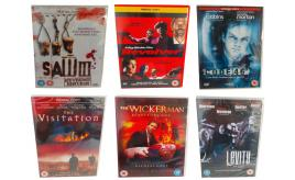 Wholesale Joblot of 500 DVDs Various Titles inc SAW, The Wickerman, Terminator