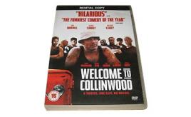 Wholesale Joblot of 100 Welcome To Collinwood DVDs Amaray Case Ex-Rental Copy
