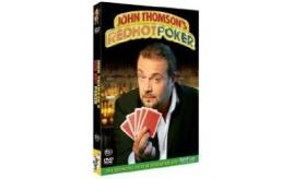 2800 x John Thomson's Red Hot Poker DVD