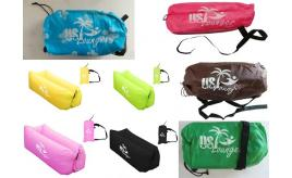 Wholesale Joblot of 20 US Lounger Fast Inflating Portable Loungers Mixed Colours