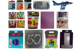 Wholesale Joblot of 3397 Ex-Chainstore Assorted Office, Party & Gift Stock