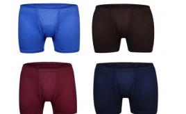 Mens Boys BOXER BRIEFS 67 packs, 3 pairs per pack. Trunks Shorts Underwear Cotton Size S/XS/XXS
