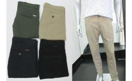 Wholesale Joblot of 50 Tom Tailor Mens Trousers 3 Styles Mixed Colours