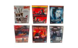 Wholesale Joblot of 1000 DVDs Various Titles inc SAW, The Wickerman, Terminator