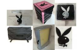 One Off Joblot of 9 Display Items Majority From Playboy - For Jewellery & More