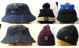 One Off Joblot of 21 Duck and Cover Assorted Headwear - Bucket Hats & Beanies