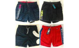 One Off Joblot of 15 Mens Branded Swimming Shorts - Crosshatch, Voi & More