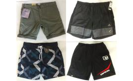 One Off Joblot of 9 Mens Branded Shorts - Smith & Jones, Edwin, Adidas & More