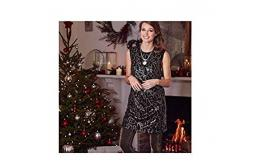 Wholesale Joblot of 10 Avon Sleeveless Sequin Tunic Dress Size 10/12
