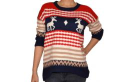 Wholesale 24 PCS Christmas or Winter Jumper Sweater Size 8 - 10 ( Clearance Sale - Must go!) - 004