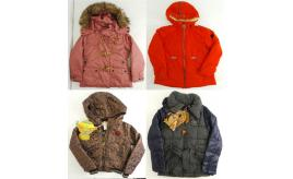 One Off Joblot of 4 Scotch R'Belle Girls Coats 4 Styles 6-9 Years