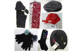 One Off Joblot of 9 Dolce & Gabbana Kids Accessories - Hats, Scarfs & More