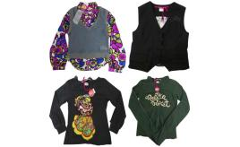 One Off Joblot of 4 Nolita Pocket Girls Clothing - Tops, A Blazer & Shirt Sweat