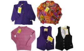 One Off Joblot of 7 John Galliano Kids Clothing Knitwear, Blazers & Tops Size 8