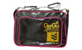 One Off Joblot of 11 Gio-Goi Womens Gemtro Messenger Bag Black