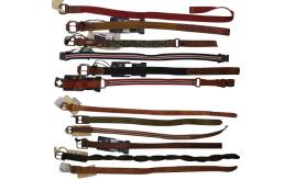 Wholesale Joblot of 10 Scotch Shrunk Assorted Boys Belts