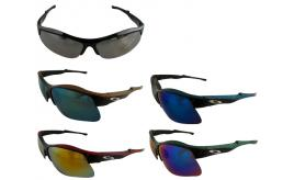 Wholesale Joblot of 50 Mens Sports Sunglasses Assorted Colours