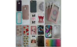 100 x Mobile Phone cases