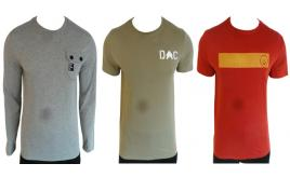 Wholesale Joblot of 10 Duck and Cover Mens T-Shirts Mixed Styles & Sizes