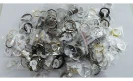 Wholesale Joblot of 100 Mens And Womens Mixed Rings